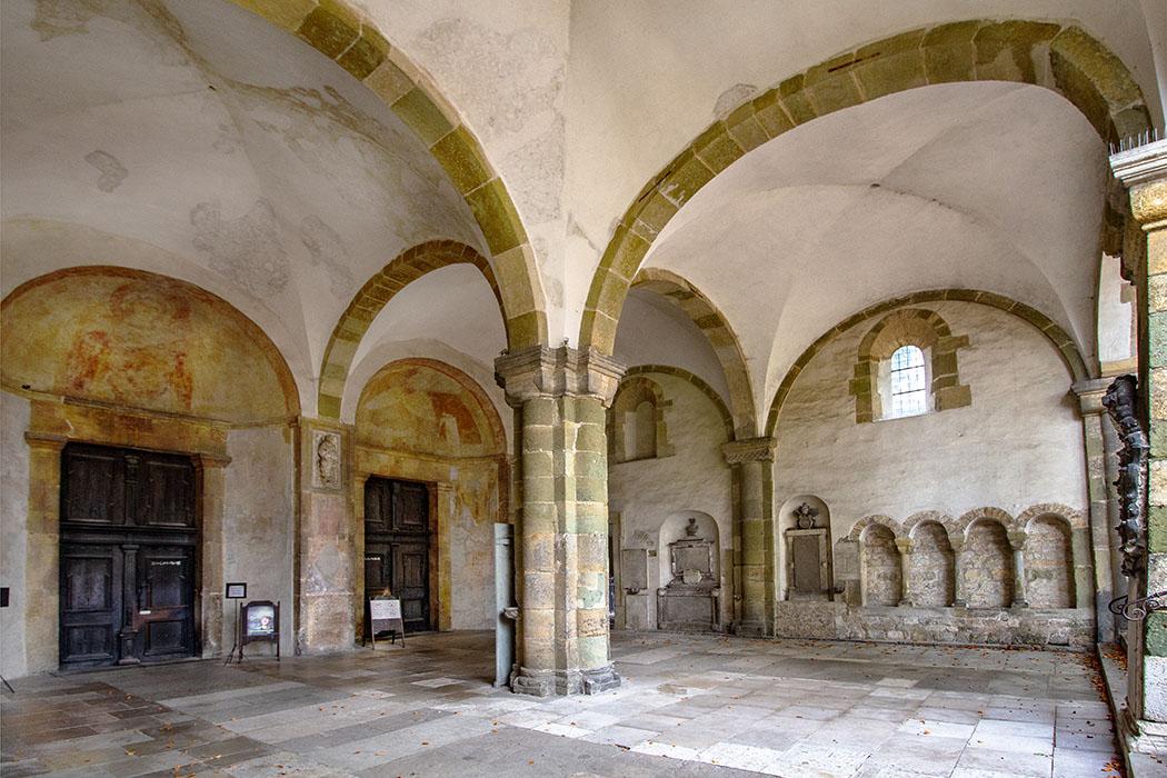 Oberpfalz: Regenburg – Die Königspfalz der Karolinger bei St. Emmeram