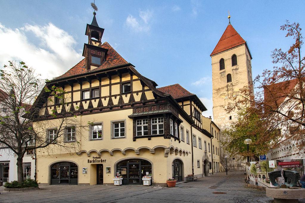 reise-zikaden.de, oberpfalz, regensburg, bayern, donau, teehaus bachfischer, Kapellengasse Entdeckungstouren in Regensburg - 25 historische Highlights