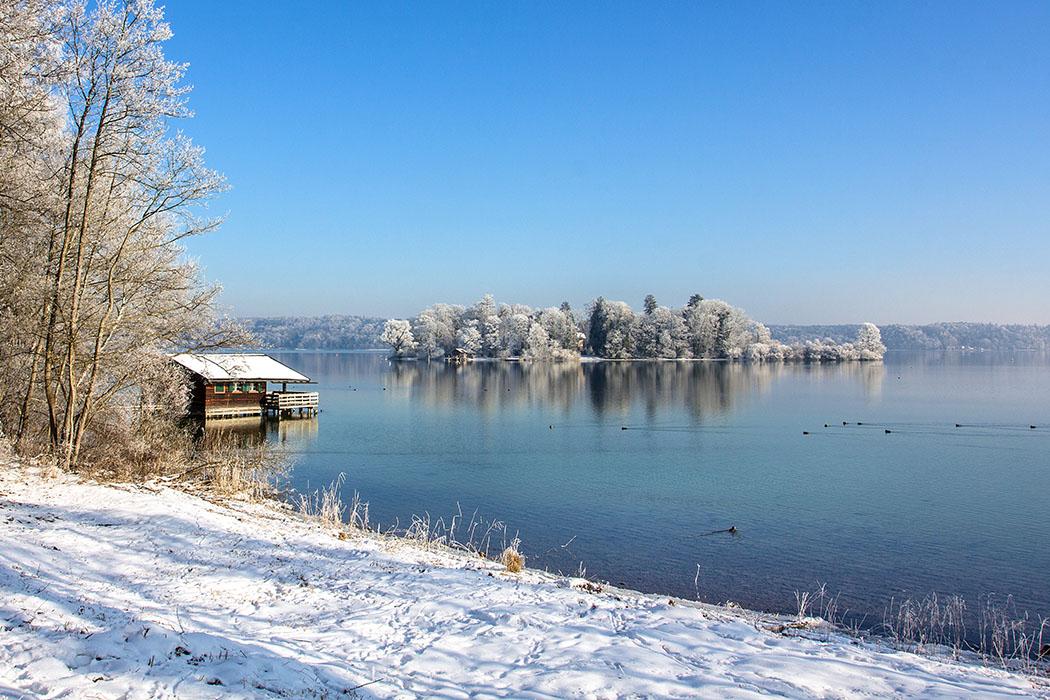 Winter in München & Umgebung: 18 Spaziergänge und Ausflüge