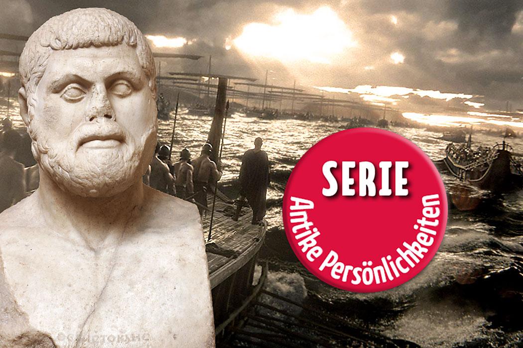 Antike Persönlichkeiten: Themistokles – Der umstrittene Held