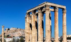 reise-zikaden.de, attica, athens, Temple of Olympian Zeus, Olympieion, akropolis