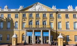 reise-zikaden.de, deutschland, baden-wuerttemberg, karlsruhe, schloss, badisches landesmuseum, mykene ausstellung