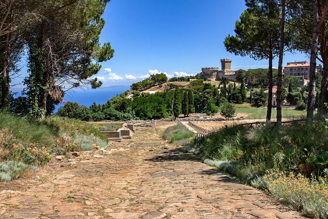 Bella Italia II: Toskana – Der SÜDEN Unsere Top 12 Reiseziele plus Extra-Tipps
