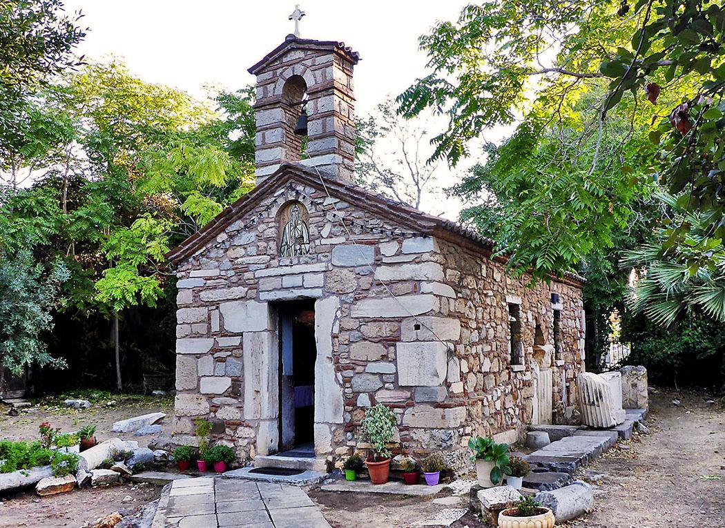 Agios Zacharias, Nikoaidou 86, Elefsina