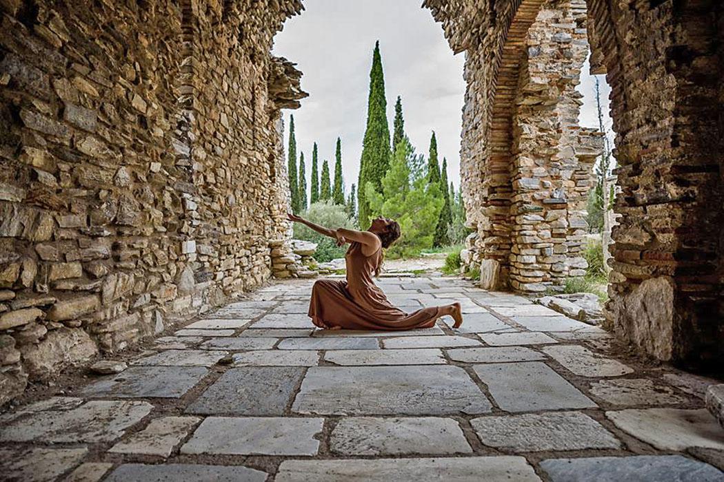 Attic School of Ancient Drama, Eleusis, Foto: Stavros Toussas, www.attikosxoleio.gr
