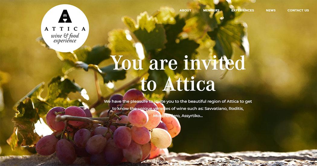 Griechenland: Attika – Weinberge und Weingüter um Athen Attica Wine & Food Experience (AWAFE)
