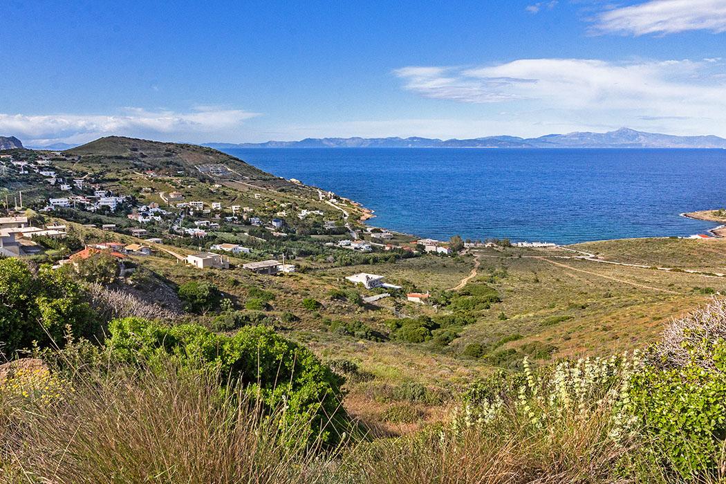 Griechenland: Attika - 14 Sehenswürdigkeiten plus Extra-Tipps reise-zikaden.de, greece, attica, Keratea, Pefka, Beach