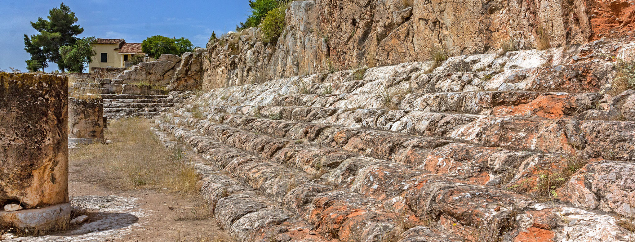 ATTIKA: Im Demeter-Heiligtum von Eleusis