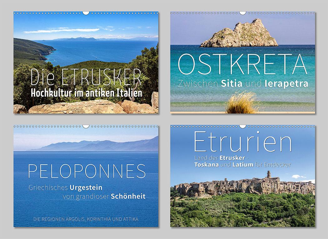reise-zikaden.de, kalender, fotokalender, ostkreta, etrusker, peloponnes, etrurien
