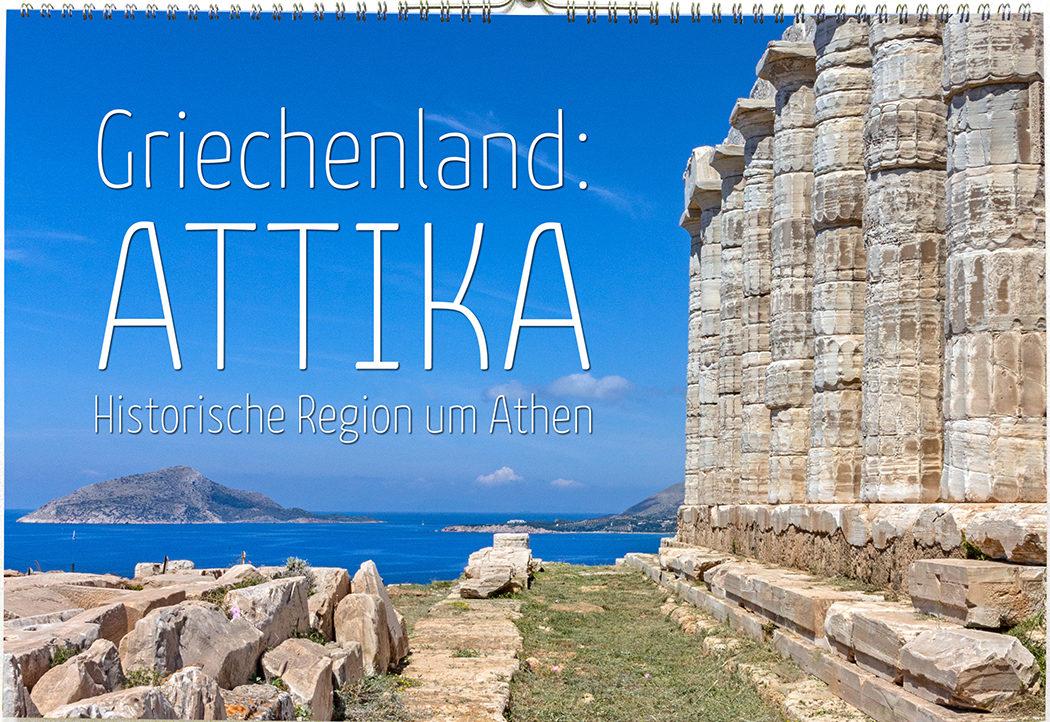 titel-kalender-klein-attika Fotokalender 2020 · Griechenland: Attika – Historische Region um Athen