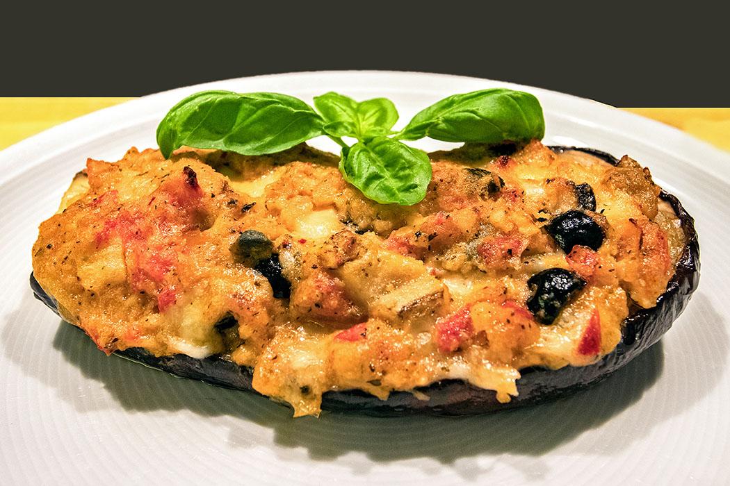 Schlemmen wie in Süditalien: Melanzane ripiene – Gefüllte Auberginen aus Kalabrien