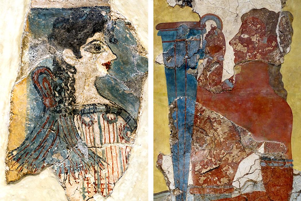 Bronzezeit auf Kreta: DNA-Studien enthüllen die Herkunft der Minoer