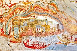 Bronzezeit auf Kreta: Die Entwicklungen der Minoer im Schiffsbau