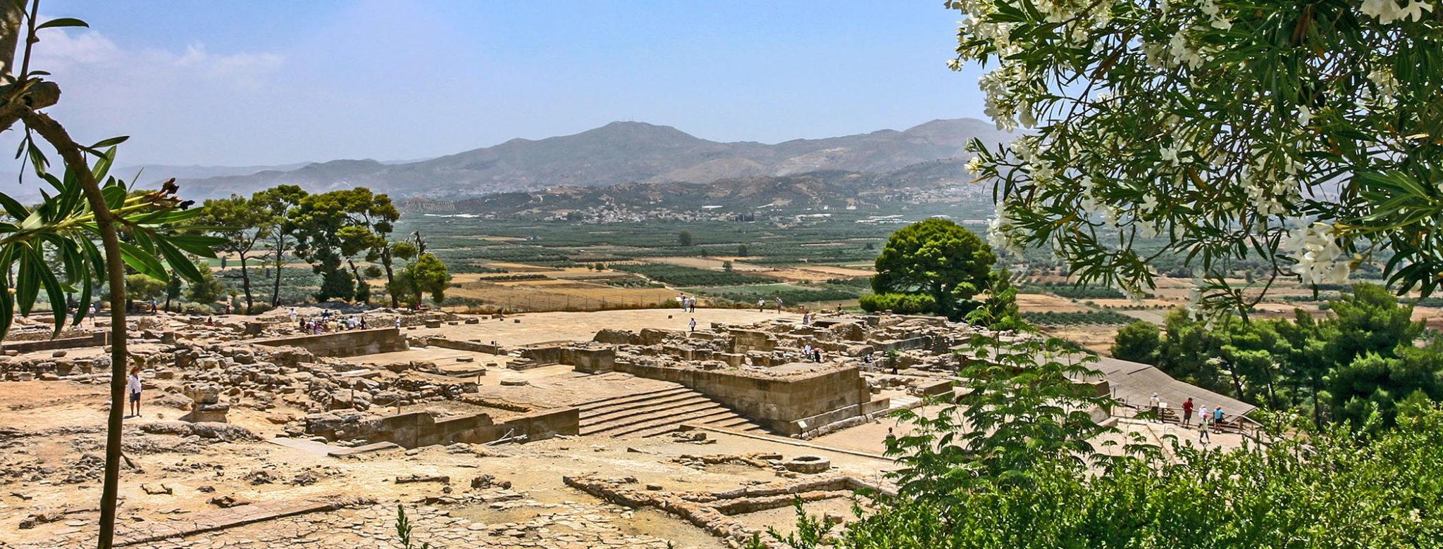 Bronzezeit auf KRETA: Minoische Paläste