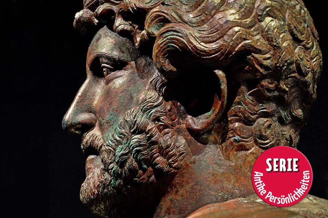 Kaiser Hadrian: Seine Politik- und Militärkarriere zum Prinzipat (Teil 3)