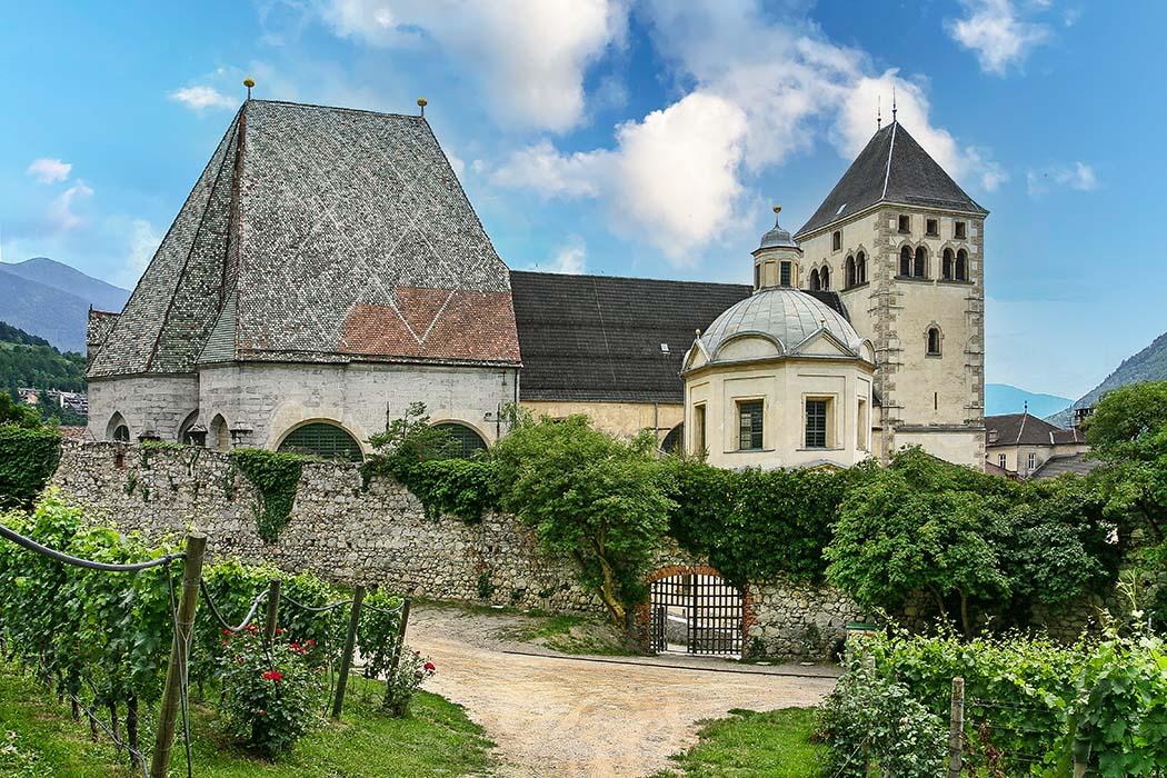 reise-zikaden.de, Südtirol: Unsere 10 schönsten Ausflüge um Brixen im Eisacktal, Kloster Neustift, Stiftskirche