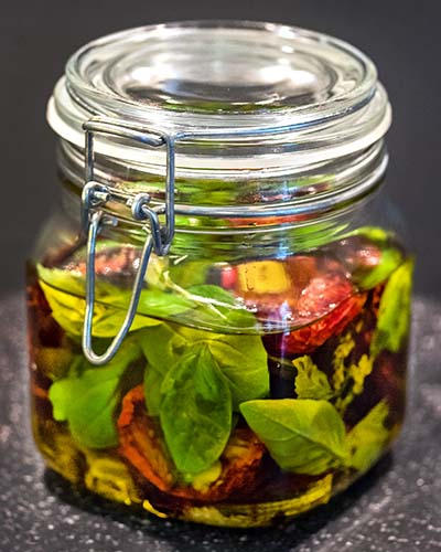 reise-zikaden.de, Pomodori secchi sott'olio – Ofengetrocknete Tomaten in Olivenöl Rezept