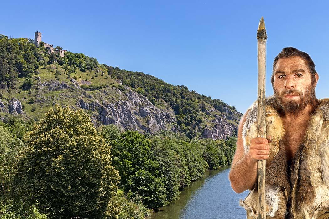 Tore zur Vorzeit! Altsteinzeit in Bayern: 12 Tourentipps zu Neandertaler-Höhlen